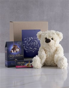 gifts: Sweet Sorry Teddy and Nougat Gift!
