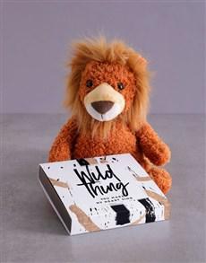 gifts: Wild Thing Choc Hamper!