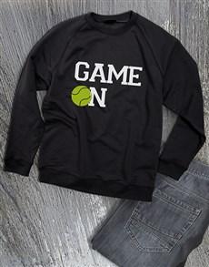 gifts: Game On Tennis Ladies Sweatshirt!