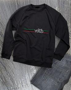 gifts: Yolo Cycling Ladies Sweatshirt!
