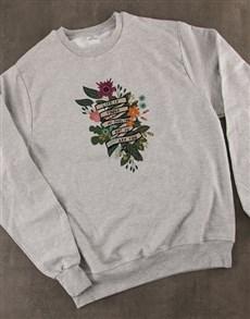 gifts: Tough Darling Ladies Sweatshirt!