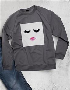 gifts: Modern Glam Ladies Sweatshirt!
