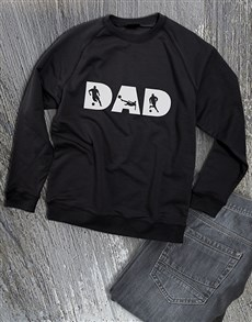 gifts: Soccer Dad Sweatshirt!