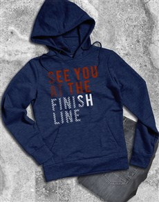 gifts: See You At The Finish Line Hoodie!