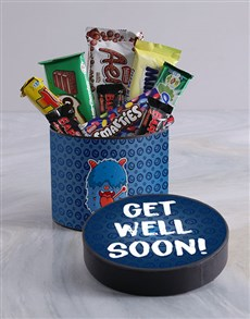 gifts: Get Well Monster Chocolate Box!