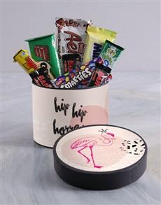 gifts: Hip Hip Hooray Hat Box!