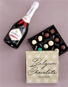 gifts: JC Le Roux and Truffle Box!
