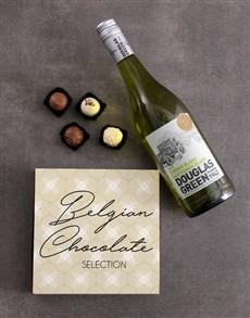 gifts: White Wine & Truffle Box!
