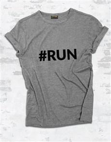 gifts: Modern Run Ladies T Shirt!