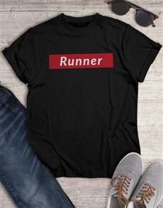 gifts: Modern Runner T Shirt!