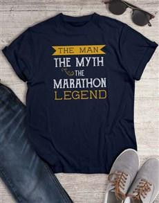 gifts: Marathon Legend T Shirt!