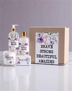 gifts: Brave Bath Kraft Gift Set!