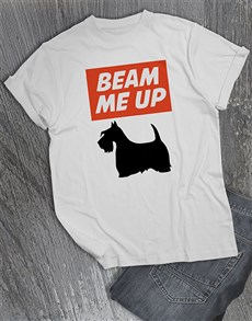 gifts: Beam Me Up Scotty T Shirt!