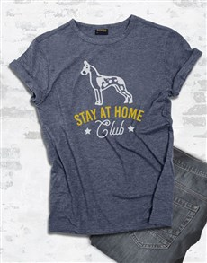 gifts: Stay At Home Club T Shirt!