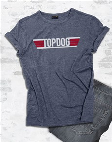 gifts: Top Dog Graphic T Shirt!