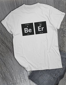 gifts: Beer Table Of Elements T Shirt!