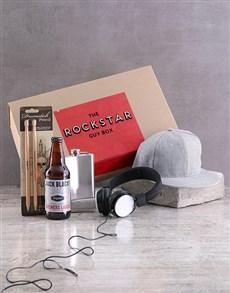 gifts: The Rockstar Guy Box!