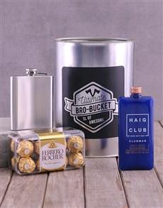 gifts: Haig Club Bro Bucket!