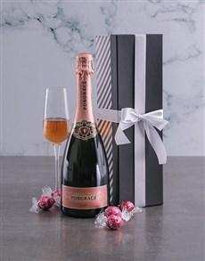 gifts: Pongracz Rose Bold Stripe Giftbox!