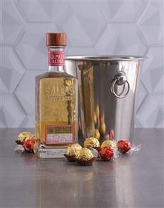gifts: Olmeca Resposado Ice Bucket Gift!