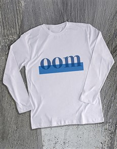 gifts: OOM Graphic Long Sleeve T Shirt!