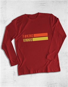 gifts: Vxxxken Vinnig Long Sleeve T Shirt!