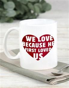 gifts: First Love Mug!