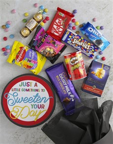 gifts: Sweeten Your Day Sweet Hat Box!