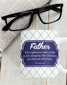 gifts: Blessed Father Mug!