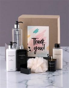 gifts: Charlotte Rhys Thank You Hamper!