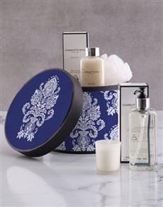 gifts: Charlotte Rhys Bath Time Delight Gift Hamper!
