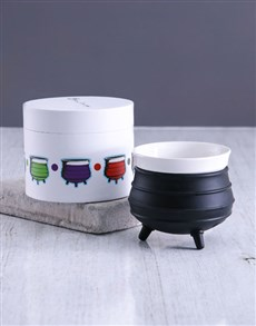 gifts: Black Potjie Pot And Gourmet Gift!