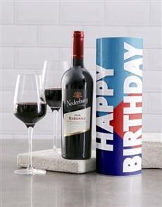 gifts: Birthday Celebration Wine Tube!