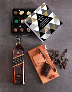 gifts: Gourmet Hamper for Boss!