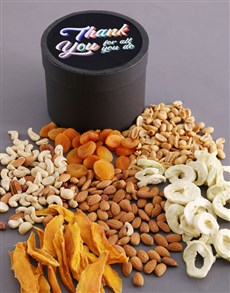 gifts: For All You Do Fruit and Nut Hatbox!
