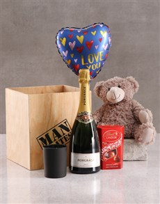 gifts: Love Man Crate!