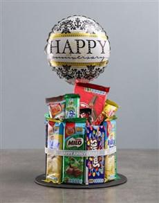 gifts: Chocolate Anniversary Cake Surprise!