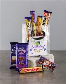 gifts: Bag of Birthday Choc Treats!