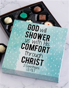 gifts: His Comfort Chocolate Tray!
