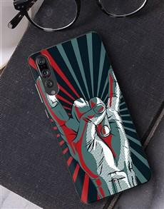 gifts: Rocker Huawei Cover!