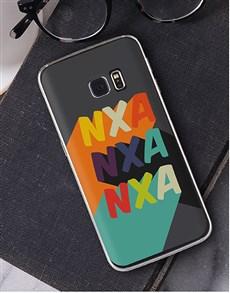 gifts: Nxa Samsung Cover!