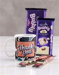 gifts: Thank You Mug Hamper!