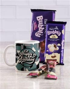 gifts: Birthday Mug Hamper!