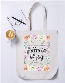 gifts: Fullness Tote Bag!