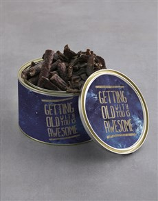 gifts: With You Biltong And Lindt Tin!
