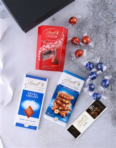 gifts: Lots Of Lindt Chocolate Box!