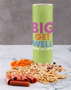 gifts: Well Wishes Fruit And Nuts Tube!
