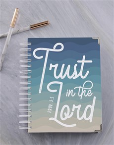 gifts: Trust In The Lord Journal!