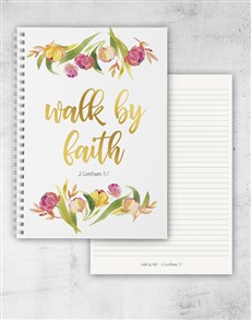 gifts: Walk By Faith Journal!