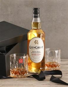 gifts: Glen Grant Whisky Gift Set!
